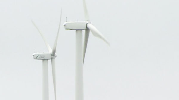 Ontario could be forced to ditch wind-generated energy in the future, since extra power can't be easily stored on the provincial grid.