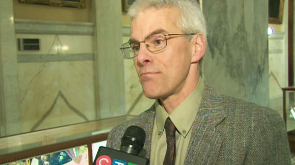 Tom Adams spoke to CTV Toronto about Ontario ditching extra power in 2011.