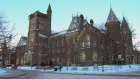 The University of Toronto has plenty of historic sites.