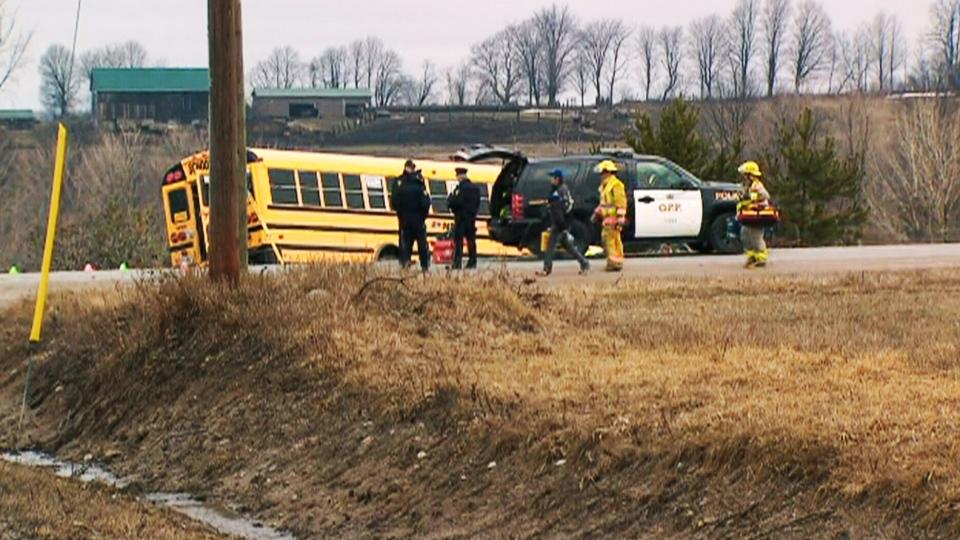 Midland School Car Crash
