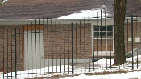 A 68-year-old woman was found in medical distress in a non-insulated garage of a home in the McCowan Road and Finch Avenue East area in Scarborough on Wednesday, Feb 23, 2011.