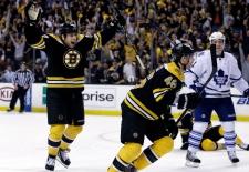 Bruins Leafs
