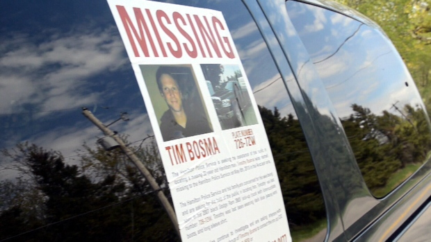 Missing Hamilton man's cell phone found