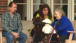 Four employees of an Ontario long-term care facility have been suspended and two investigations have been launched, after a concerned man installed a hidden camera in his mother's room and captured shocking video of neglect and abuse.