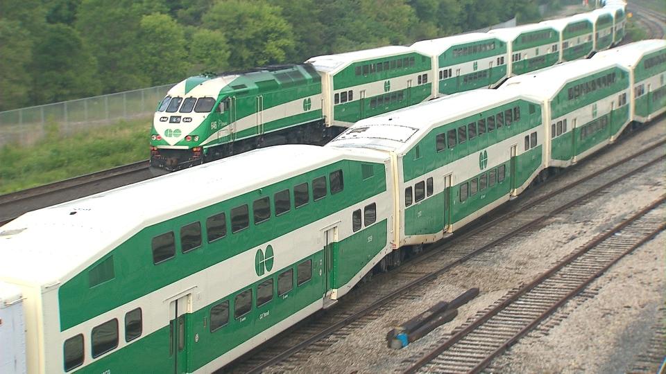 Go Train To Kitchener From Toronto