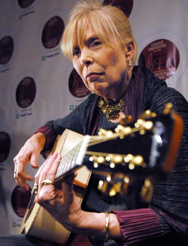 Joni mitchell to perform during tribute in her honour at toronto s