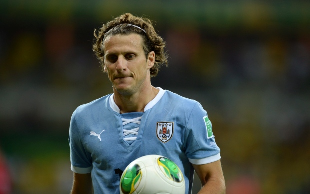 Diego Forlan denies move to Toronto FC