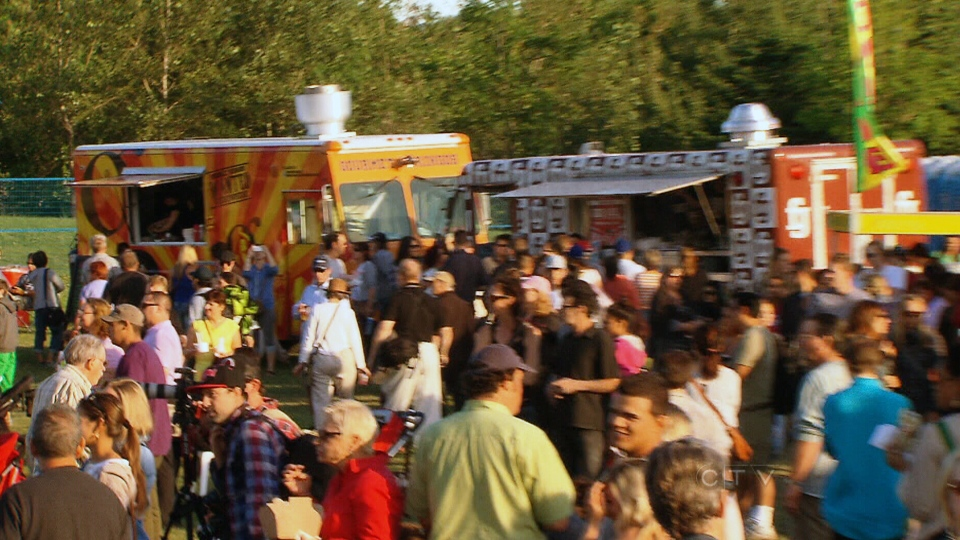 Toronto Food Truck Festival Vendors