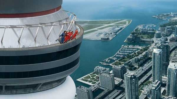 Cn Tower To Open World S Highest Hands Free Walk Ctv