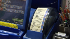 Lotto Max ticket sold in Toronto