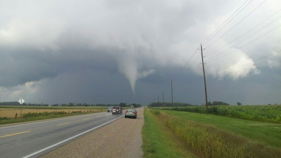 3 tornadoes touched down in Ontario Wednesday: Environment Canada ...