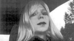 Chelsea Manning is seen in this photo released by the U.S. Army.
