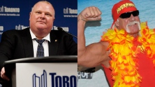 Mayor Rob Ford to arm wrestle Hulk Hogan