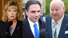 PMO stands firm on proposed suspensions for Wallin, Duffy and Brazeau
