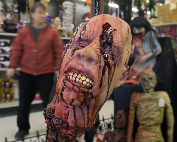 Halloween in Toronto