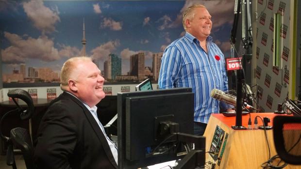 The City radio show