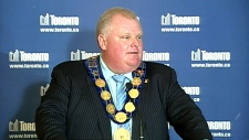 Rob Ford jokes about reduced office budget