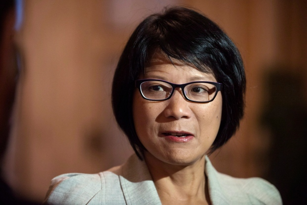 Olivia Chow September 2013