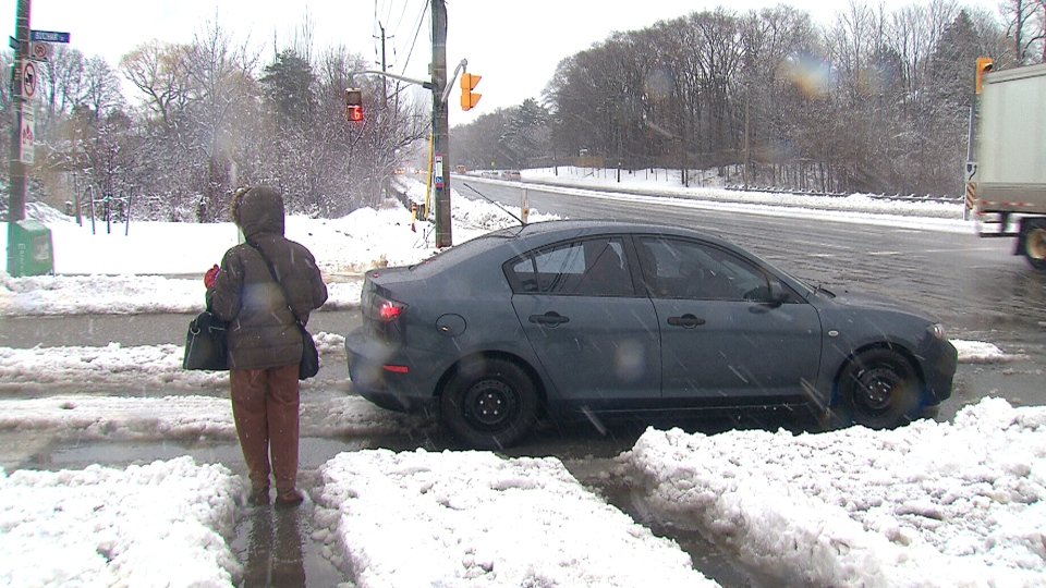 Toronto Parts Of The Gta Under Special Weather Advisory