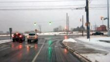 GTA freezing rain warning