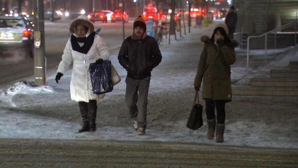 Toronto Weather To Warm Up From Frigid Cold But Snow Expected Ctv Toronto News