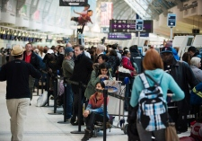 Ground stoppage causes delays at Pearson Airport