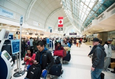 Ground stop Pearson Airport winter storm delays