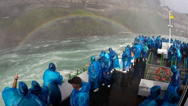 Maid Of The Mist Loses Niagara Falls Tour Contract Ctv