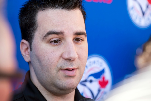 Toronto Blue Jays GM Alex Anthopoulos