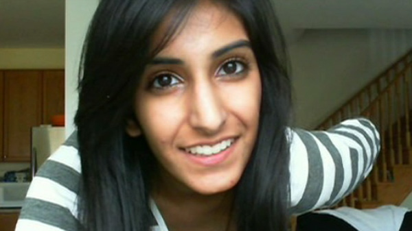 17-year-old Kiranjit Nijjar of Mississauga, Ont., was found dead on Friday.