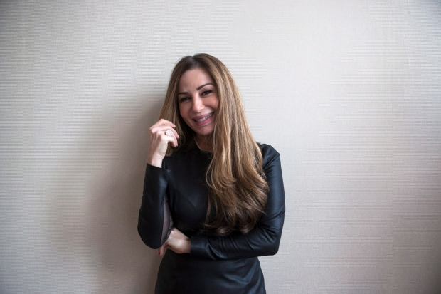 Say Yes to the Dress designer Pnina Tornai