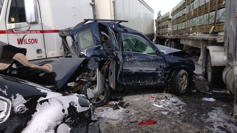 Die In Car Crash Toronto