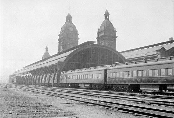 Union Station - 1927