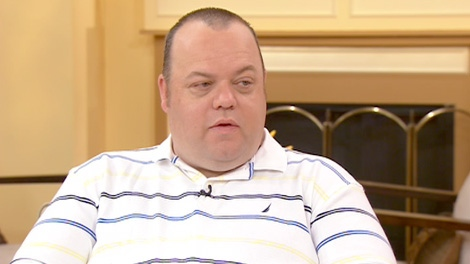 Craig Wilson, the father of Mitchell Wilson, who suffered from muscular dystrophy, speaks with CTV Canada AM on Thursday, Sept. 29, 2011.
