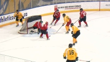 Blind hockey tournament returns to Toronto
