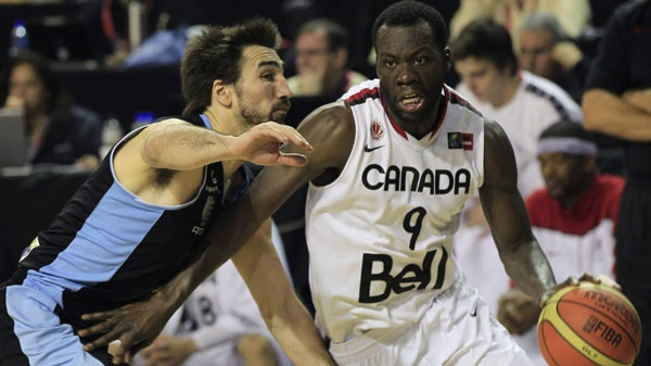 Canadian basketball star signs to fledgling league | CTV ... Canadian Basketball League