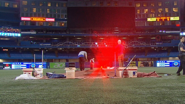 Jays Prep/laser for pitcher's mound - distance between mount and plate.jpg