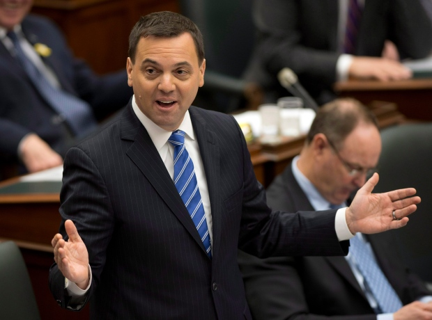 Hudak accuses Liberals of misleading public