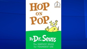 Complaintant wants Hop on Pop banned from library
