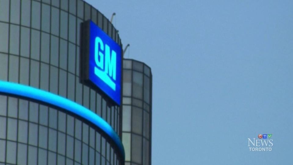 Tentative deal reached between GM, Unifor | CTV Toronto News