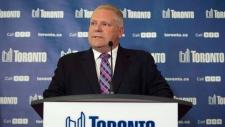 Toronto councillor Doug Ford