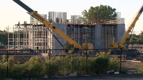 The construction of a controversial gas power plant in Mississauga finally stops.