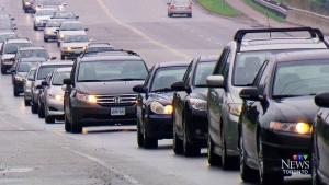 Traffic shortcuts actually take longer