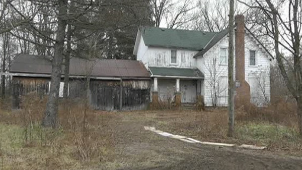 Police Find Confinement Style Room In Abandoned House Ctv Toronto News