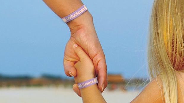 uvsunsense wristbands