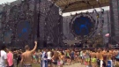This photo shows the Veld music festival in Toronto in 2014. (CTV Toronto)