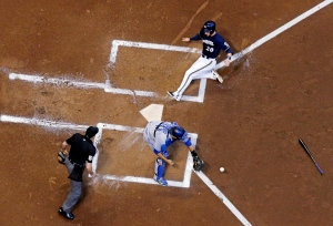Toronto Blue Jays fall to Brewers 6-1