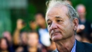 Actor Bill Murray poses for photographs on the red carpet during the 37th annual Toronto International Film Festival in Toronto on Sept. 10, 2012. (THE CANADIAN PRESS / Nathan Denette)