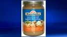 The Canadian Food Inspection Agency has recalled several lots of peanut and almond butters over fears of a salmonella contamination. (CFIA)