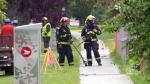 CTV Winnipeg: Gas leak forces evacuation of nearly 60 homes